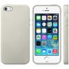 AppleKing Elegáns tok Apple iPhone 5 / 5S / SE - szürke