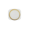 AppleKing Home Button pótalkatrész Apple iPhone 6 - arany