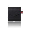 AppleKing ISMILE tárca Airpods - fekete