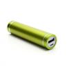 AppleKing Mini külső akkumulátor / power bank 2600mAh - ajakrúzs méret - zöld