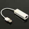 AppleKing Nagy sebességű ethernet USB adapter - 10/100Mbps, RJ45, USB 2,0