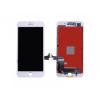 AppleKing Pót LCD kijelző érintős képernyővel és kerettel Apple iPhone 8 Plus készülékhez - fehér