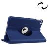 AppleKing Tok / fedél forgőfejes tartóval iPad mini 4 - sötétkék