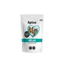Aptus Relax nyugtató rágótabletta 30db vitamin, táplálékkiegészítő kutyáknak