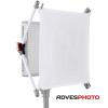 Aputure Easy Frost fényformáló softbox AL-528 és HR672 LED videólámpákhoz