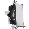 Aputure EZ-Box fényformáló softbox Amaran HR672 és AL-528-as LED videólámpákhoz