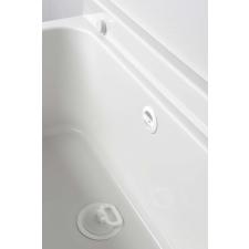 Aqualine Fali kiöntő PI5055 fürdőkellék