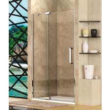 Aquatek Party B5 80/195 zuhanyajtó kád, zuhanykabin