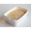Arany és fehér apró cukorgyöngy vegyesen 20 dkg