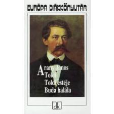 Arany János TOLDI - TOLDI ESTÉJE - BUDA HALÁLA gyermek- és ifjúsági könyv