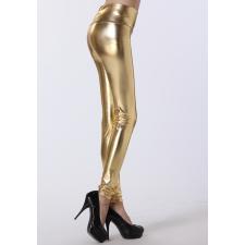 Arany Magas derekú Leggings leggings