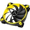 Arctic BioniX F120 (Yellow) – 120mm eSport fan (ACFAN00094A)