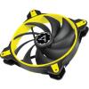 Arctic BioniX F140 (Yellow) – 140mm eSport fan (ACFAN00097A)