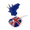 Arctic Breeze UK - USB asztali ventillátor (ABACO-BRZUK01-BL)