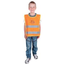 Ardon Gyerek fényvisszaverő mellény - Oranžová   S