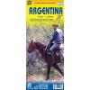 Argentína térkép - ITM