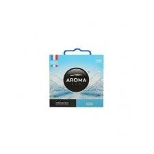 """AROMA CAR Autóillatosító, 40 g,  """"Organic aqua"""" illatosító, légfrissítő"""