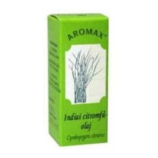 Aromax indiai citromfü illóolaj 10 ml illóolaj