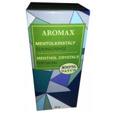 Aromax Mentolkristály, Aromax 25 g reform élelmiszer