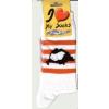 Árpádsávos fehér zokni 40-44