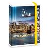 Ars Una Cities - New York füzetbox A5