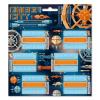 Ars Una csomagolt füzetcímke 3x6 db-os - Omega City