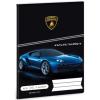 Ars Una Lamborghini Asterion 2.osztályos vonalas füzet A/5