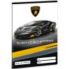 Ars Una Lamborghini Centenario négyzethálós füzet A/5 27-32