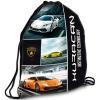 Ars Una Lamborghini színes tornazsák sportzsák