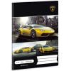 Ars Una Lamborghini szótárfüzet A/5
