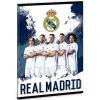 Ars Una Real Madrid játékosok vonalas füzet 4.osztályosoknak A/5