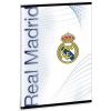 Ars Una Real Madrid kék-fehér szótárfüzet A/5