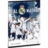 Ars Una Real Madrid Team szótárfüzet A/5-ös méretben