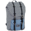 Ars Una Tyúkláb mintás AUtonomy Track iskolatáska hátizsák