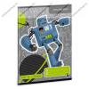 Arsuna Robot 1. osztályos vonalas füzet, A/5 - Arsuna