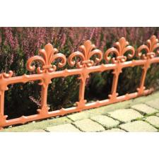 Art Kerti kerítés 34 cm – terrakotta építőanyag