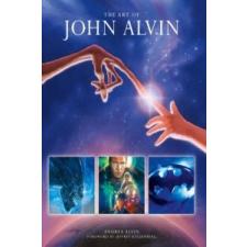 Art of John Alvin – John Alvin idegen nyelvű könyv