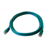 Art PATCHCORD UTP 5e 0.5m green oem