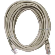 Art PATCHCORD UTP 5e 10m grey oem kábel és adapter