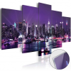 Artgeist Akrilüveg kép - Purple Sky [Glass]