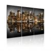 Artgeist Kép - Sea of lights - NYC