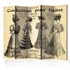Artgeist Paraván - Confections pour Dames II [Room Dividers]