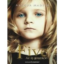 Arthur Madsen Five regény