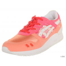Asics Kids Sneakers Gel-Lyte III PS Guava/White C5A5N-7301