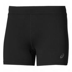 Asics Sport rövidnadrág nők számára Asics HOT PANT Fekete