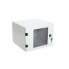 ASM Assmann fali szekrény 10'' 4U 315x232x300 üvegajtó RAL7035