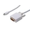 Assmann Displayport 1.1a Adapter Cable miniDP M (plug)/DVI-D (24+1) M (plug) 1m