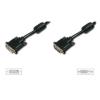 Assmann DVI-D DualLink Extension cable DVI-D (24+1) M /DVI-D (24+1) F 3m black