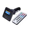 Astrum Astrum FM130 FM Transmitter LCD kijelző | USB | SD | MMC | Line-in | távirányítóval