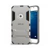 Astrum Astrum MC030 ütésálló kitámasztható Samsung S6 hátlapvédő ezüst